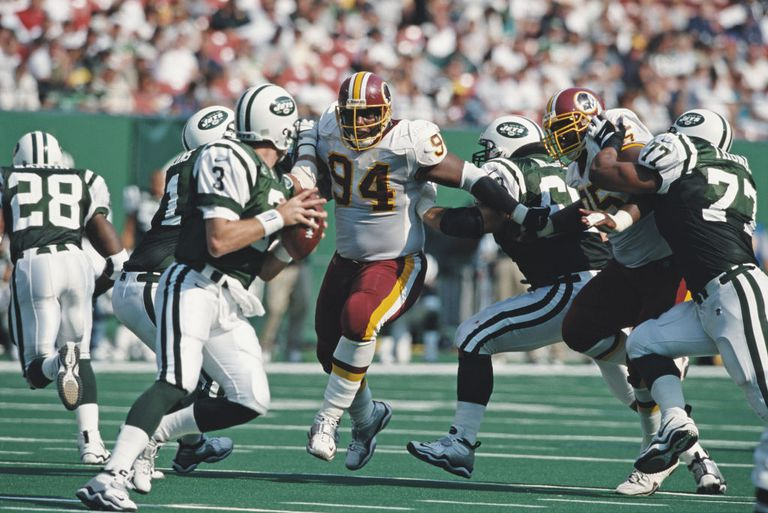 Washington Redskins vs New York Jets