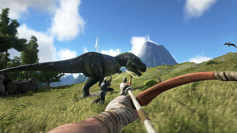 ARK Survival Evolved screen 2