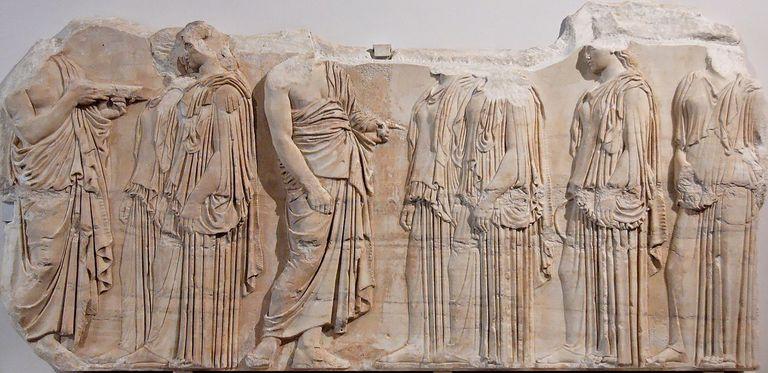 Escultura clásica griega
