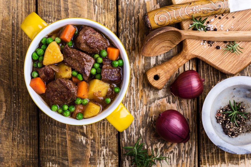 Easy and delicious meat and potatoes recipes beef and vegetable stew forumfinder Image collections