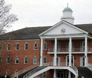 University of Louisiana at Lafayette