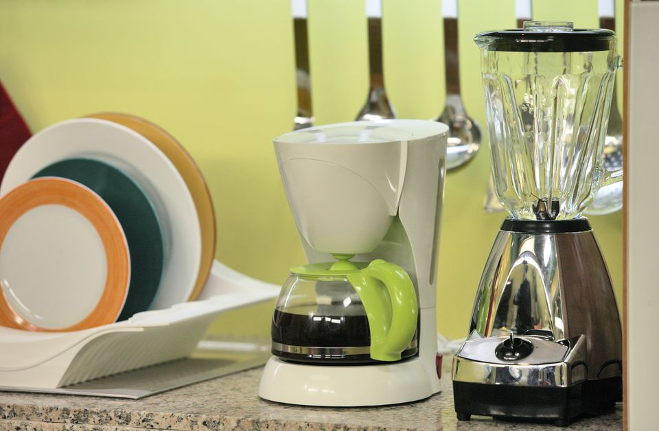Coffee maker blender