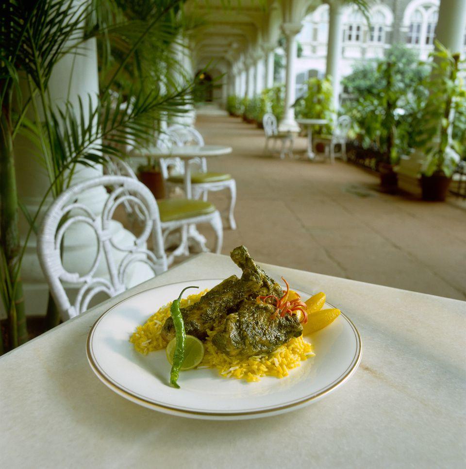 Murgh Cafreal - Goan chicken dish