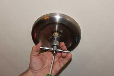 Moen cartridge removal with cartridge pullerHow to Repair a Moen Shower Pressure Balanced Valve. Moen Shower Valve Repair Kit. Home Design Ideas