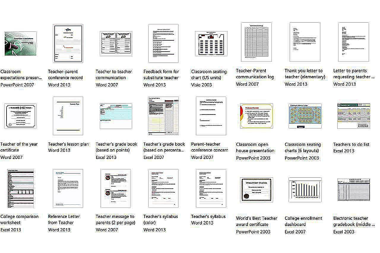 Microsoft powerpoint templates for school alramifo Gallery