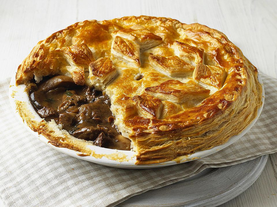 delicious british pie recipes sweet and savoury. Black Bedroom Furniture Sets. Home Design Ideas