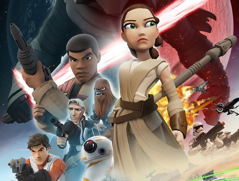 Disney Infinity - Star Wars: The Force Awakens