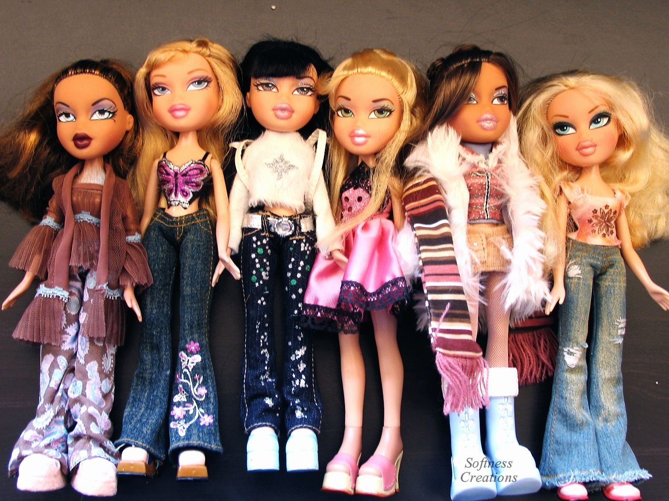 Uncategorized Bratz Girl bratz dolls history characteristics and more