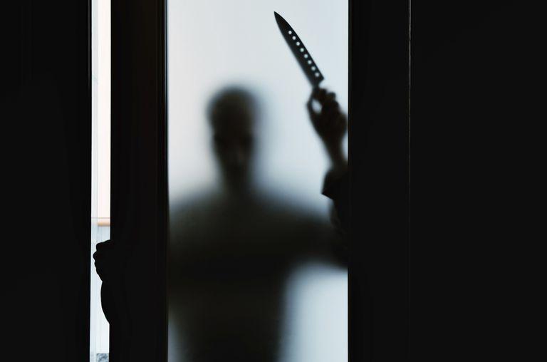 Killer in the Window