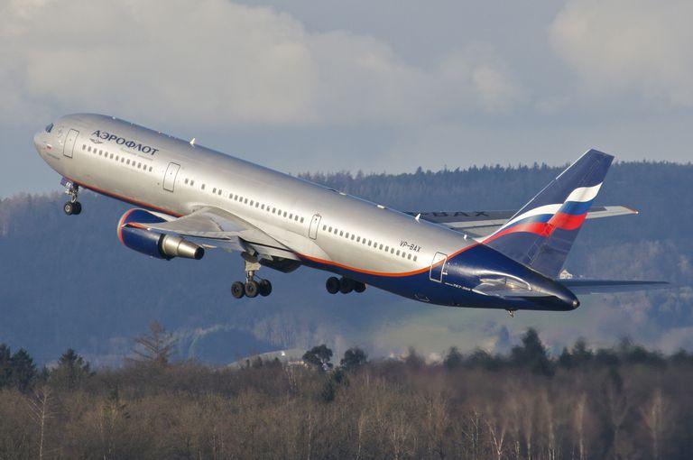 Aeroflot Boeing 767-300