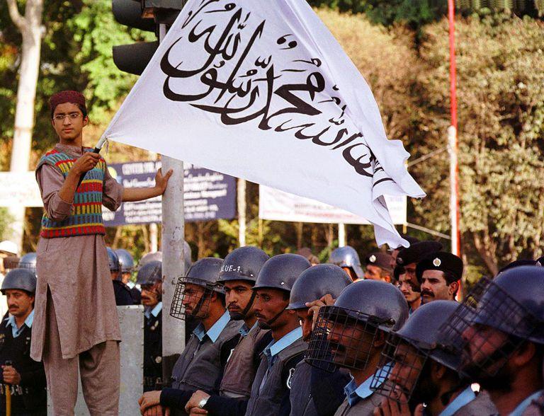 Rally in Pakistan