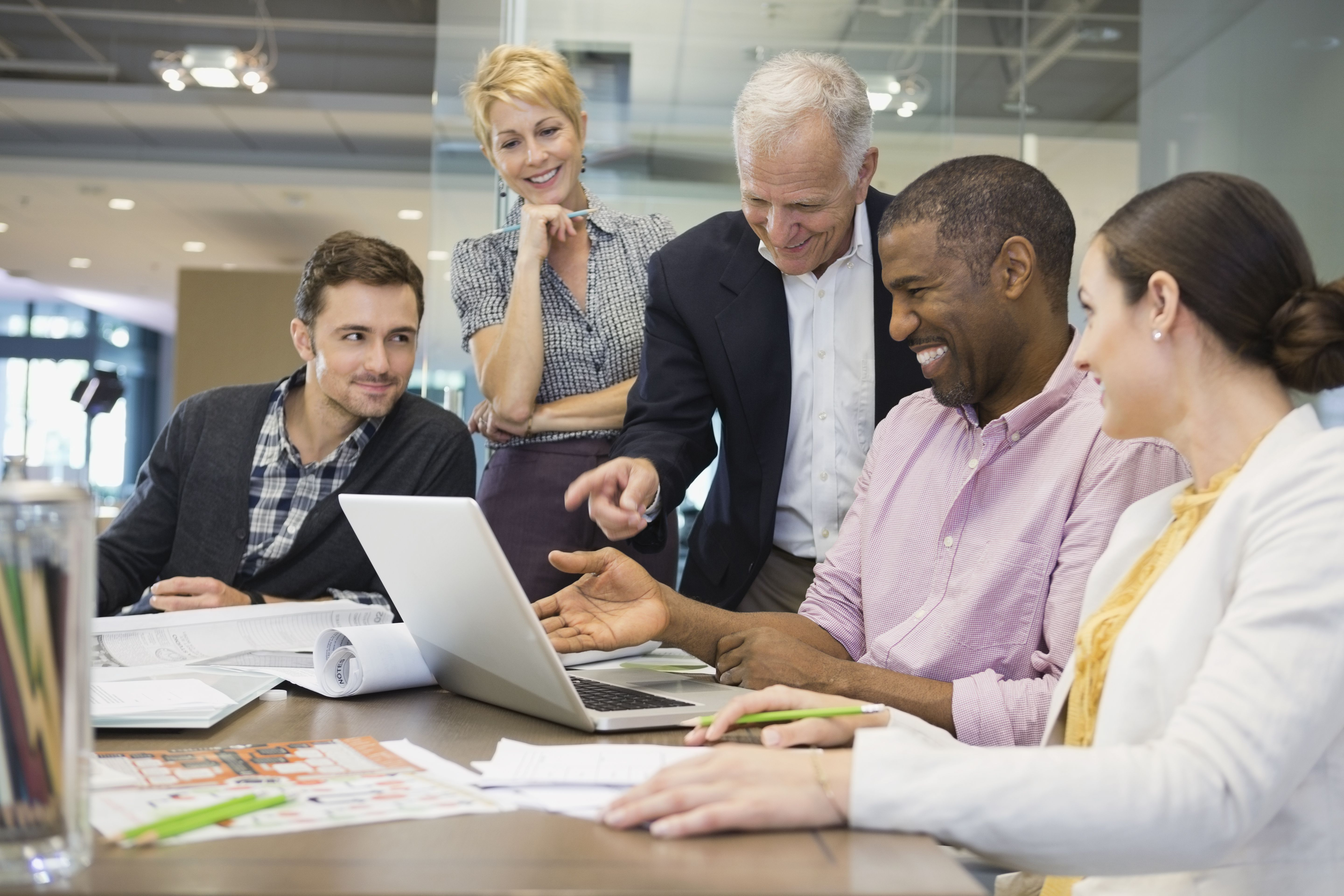 working with colleagues and customers Learn how to improve your customer service skills so that your team provides   whether your team works directly with customers or by looking for feedback on.