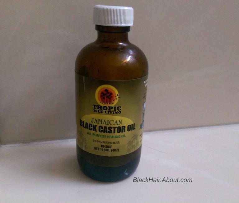 Jamaican Black Castor Oil or JBCO