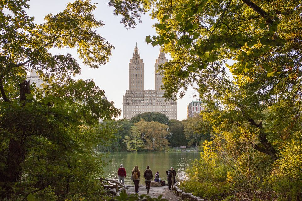 5 Great Walks in Manhattan