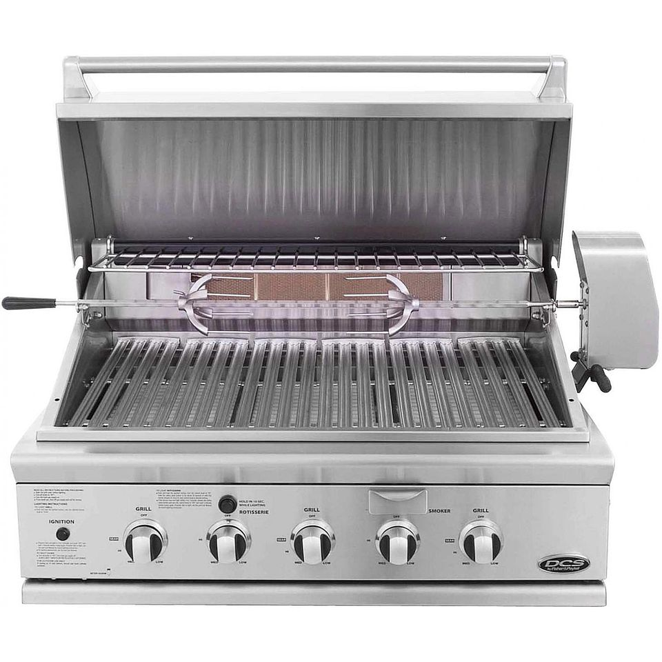 DCS 36 Inch Professional Gas Grill Head