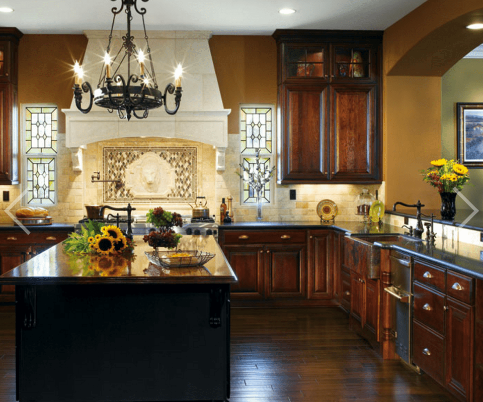 beautiful kitchen ideas pictures.  10 Beautiful Kitchens Every Color Lover Needs to See