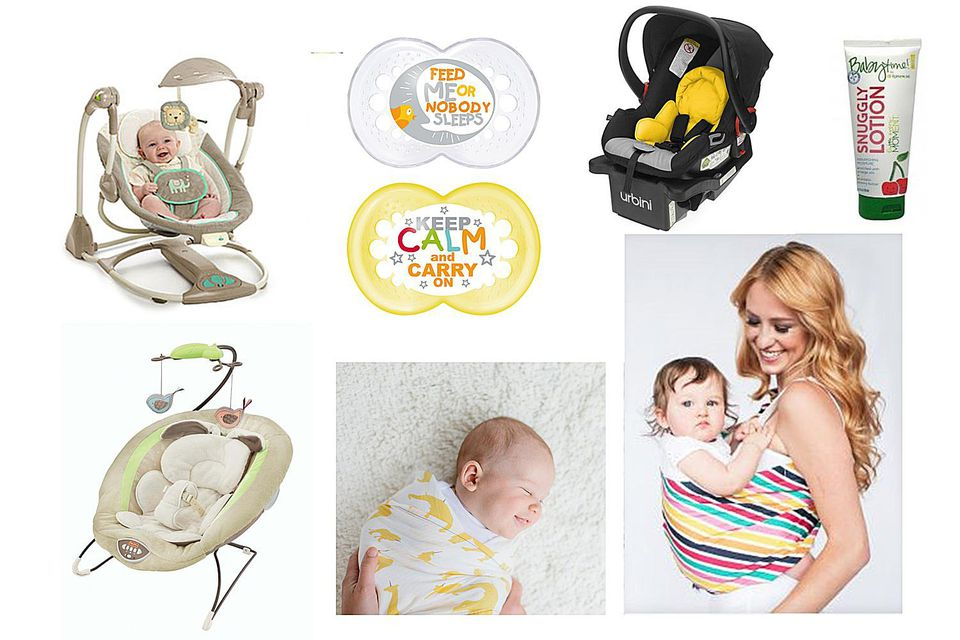 Soothing Baby Products