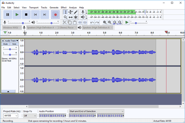 how to change volume of an mp3 file audacity