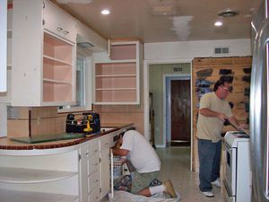 Kitchen Remodel Steps