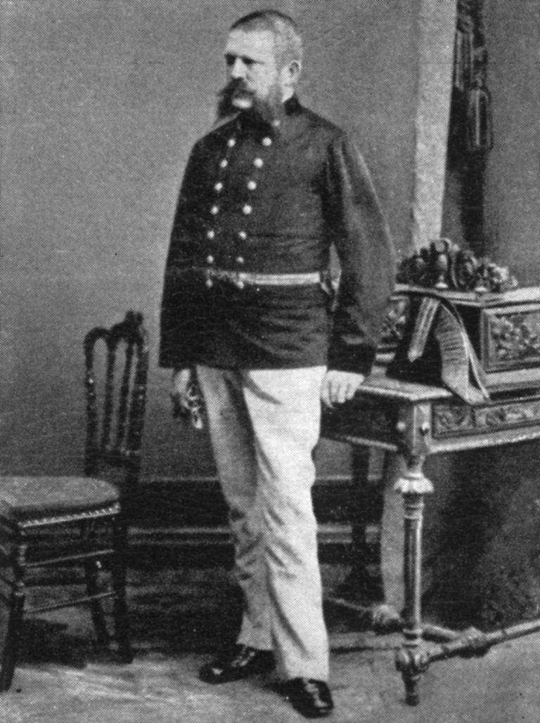 Adolf Hitler's father, Alois Hitler