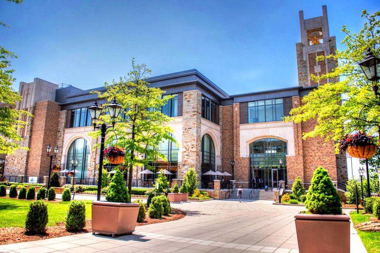St. John's University D'Angelo Center