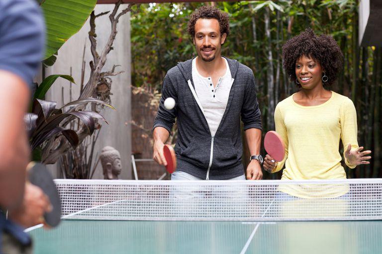 ping pong bars
