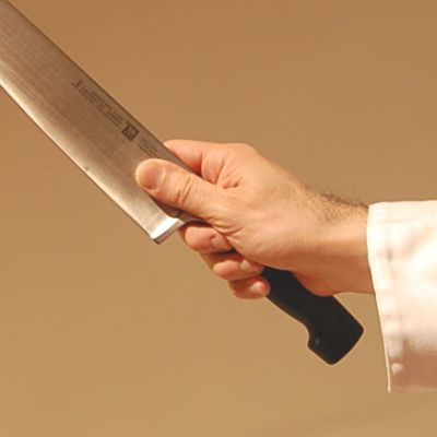 Proper Chef's Knife Grip