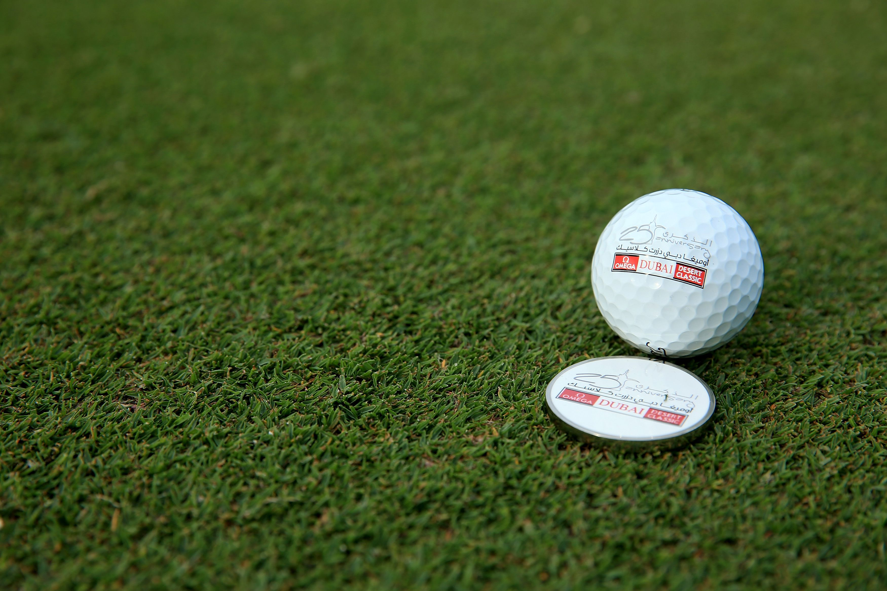 what is a ball marker in golf