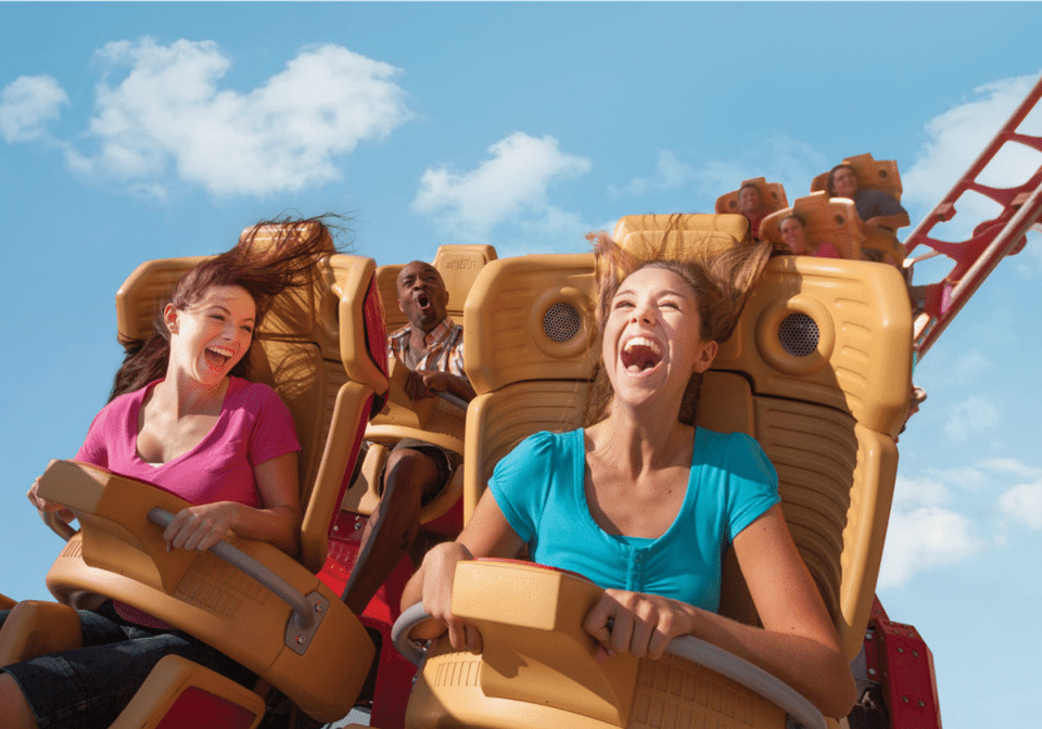 Rip Ride Rockit at Universal Orlando Resort