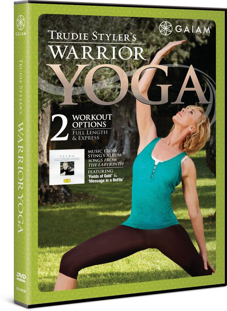 Trudie Styler's Warrior Yoga DVD