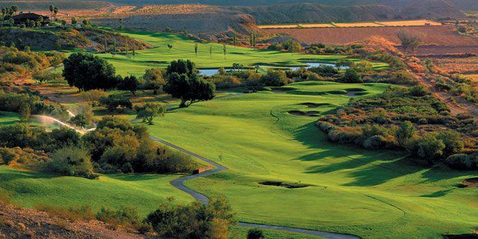 The Palms Golf Club, Mesquite, Nevada