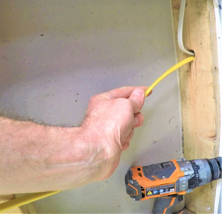 How to Run Electrical Wire