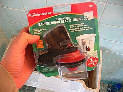 fluidmastter flush valve