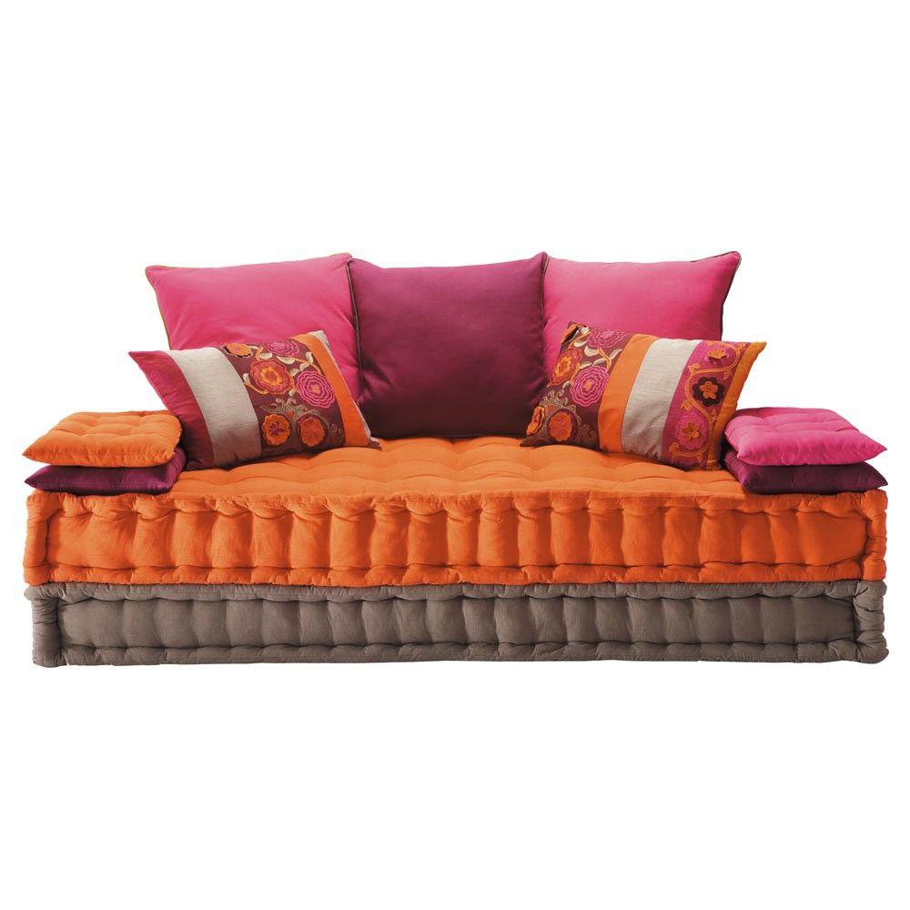 Cómo hacer un colchón capitoné para un sofá o una banca