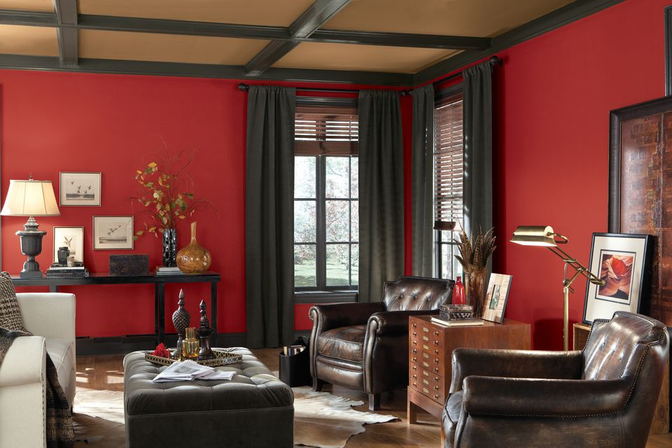 red paint for living room see the paint colors 20704