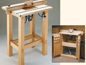 9 free diy router table plans you can use right now woodsmith shops free router table plan keyboard keysfo Images