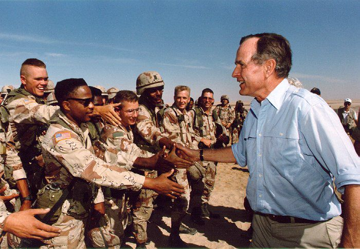 summary of first gulf war essay Beginning with operation desert shield, which yielded to the much larger operation: desert storm, this conflict became known as the first gulf war.