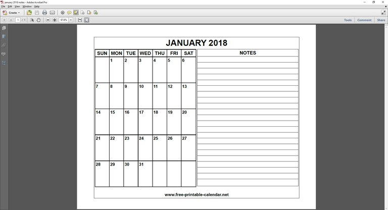 free calendar templates for word