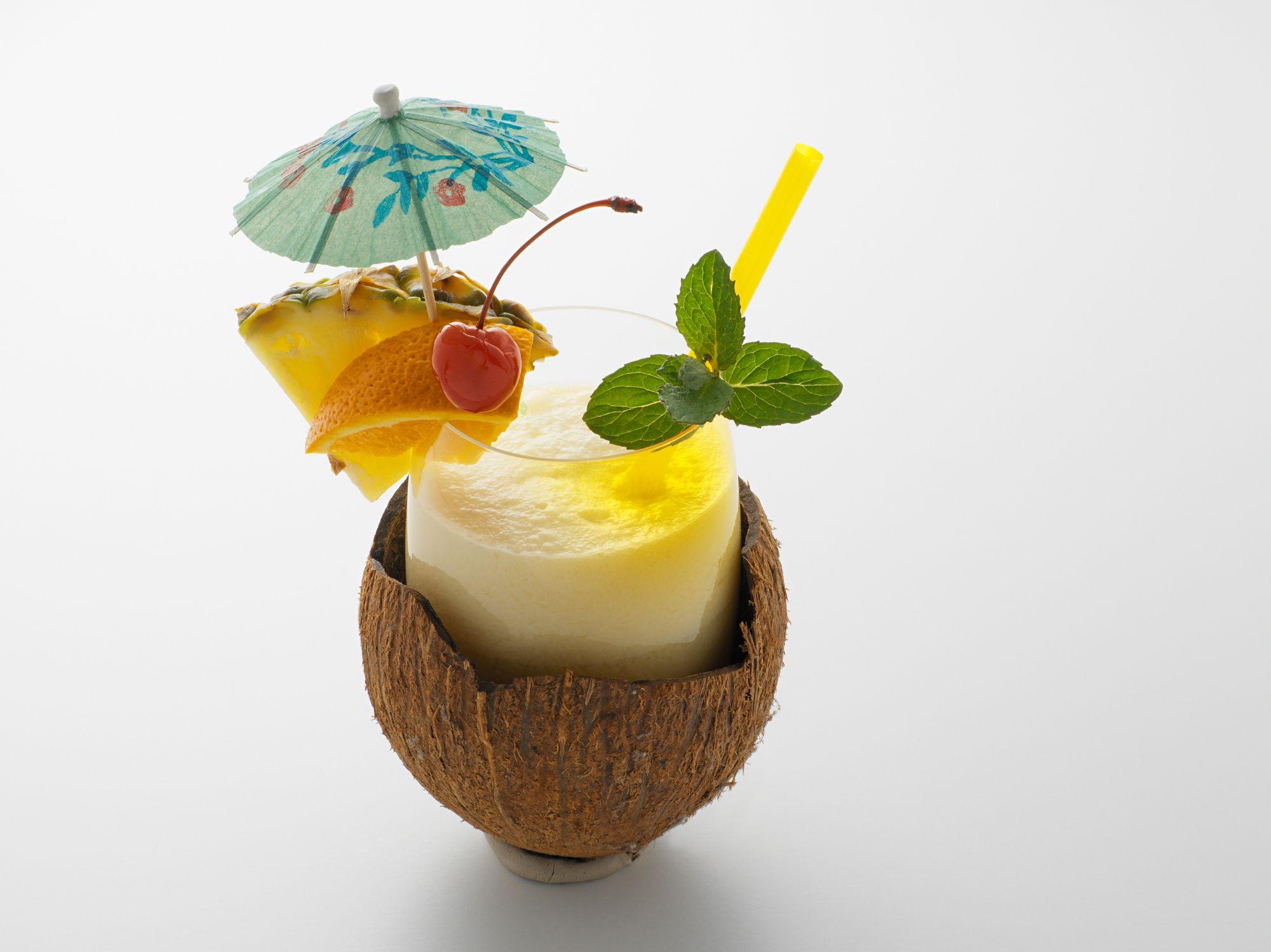 Virgin Pina Colada Recipe A Non Alcoholic Alternative