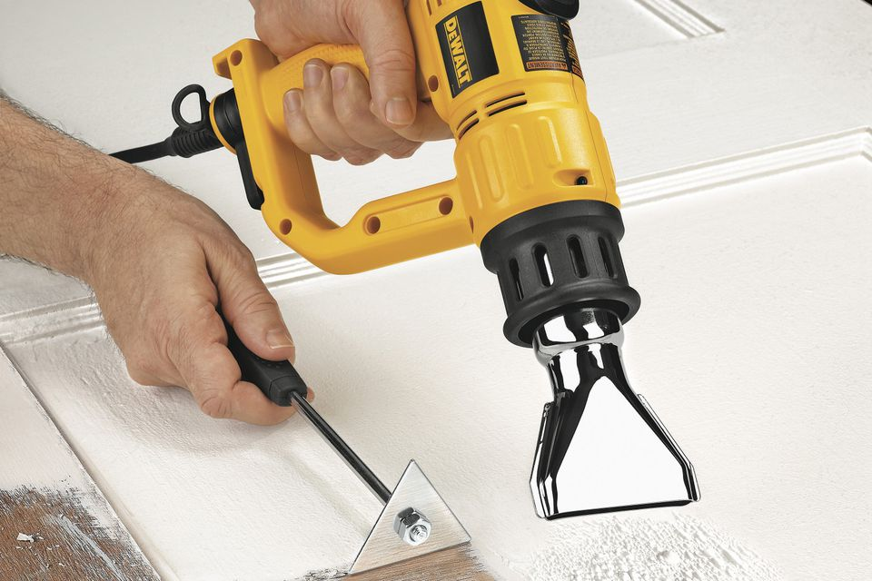 Tools For Removing Exterior Paint