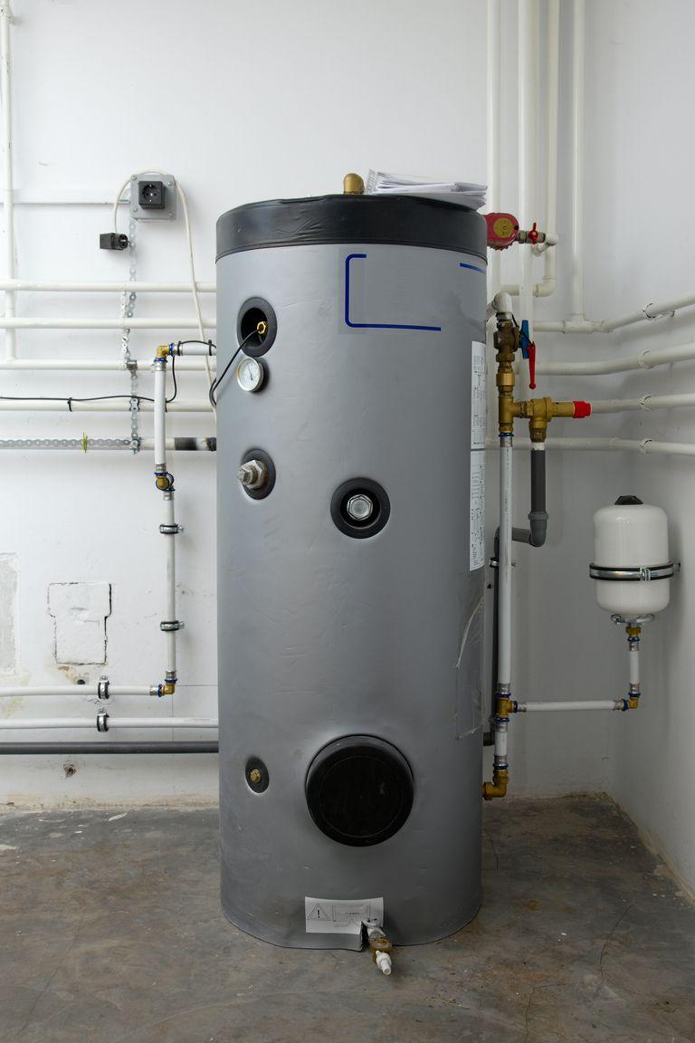 Guía para reparar un calentador de agua eléctrico o a gas
