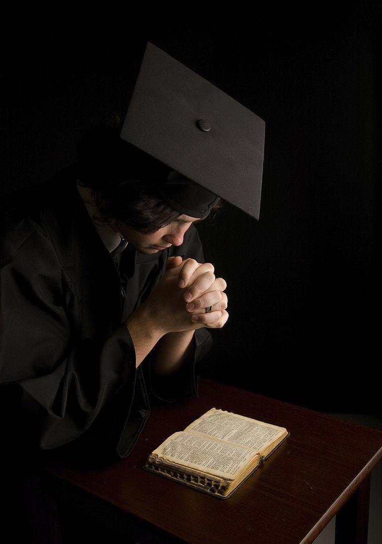 Prayer at Graduation