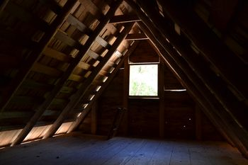 Attic Pictures how to assess your attic storage potential