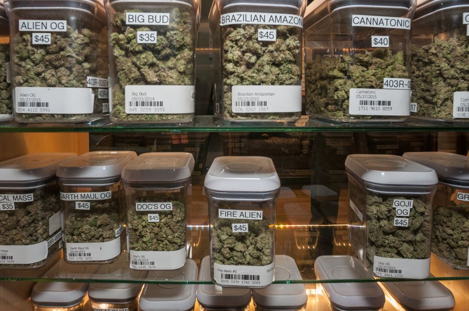 Where to buy Pot in Seattle