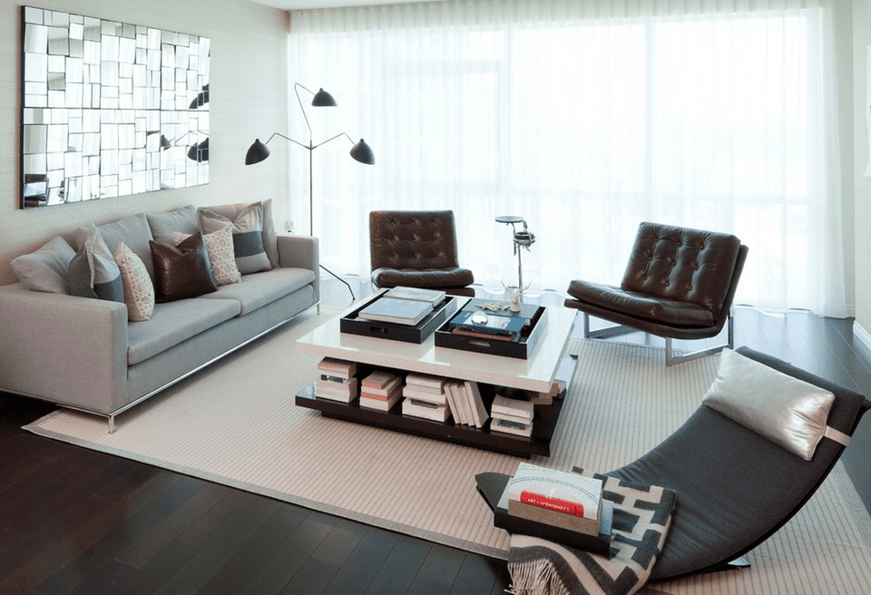 21 modern living room design ideas for Condo living room ideas pictures