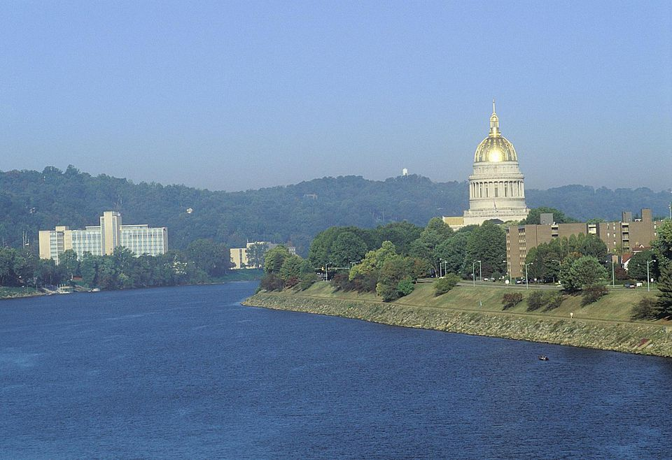 Charleston West Virginia State Capitol