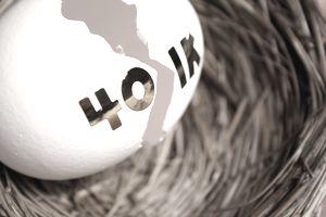 Cracked nest egg