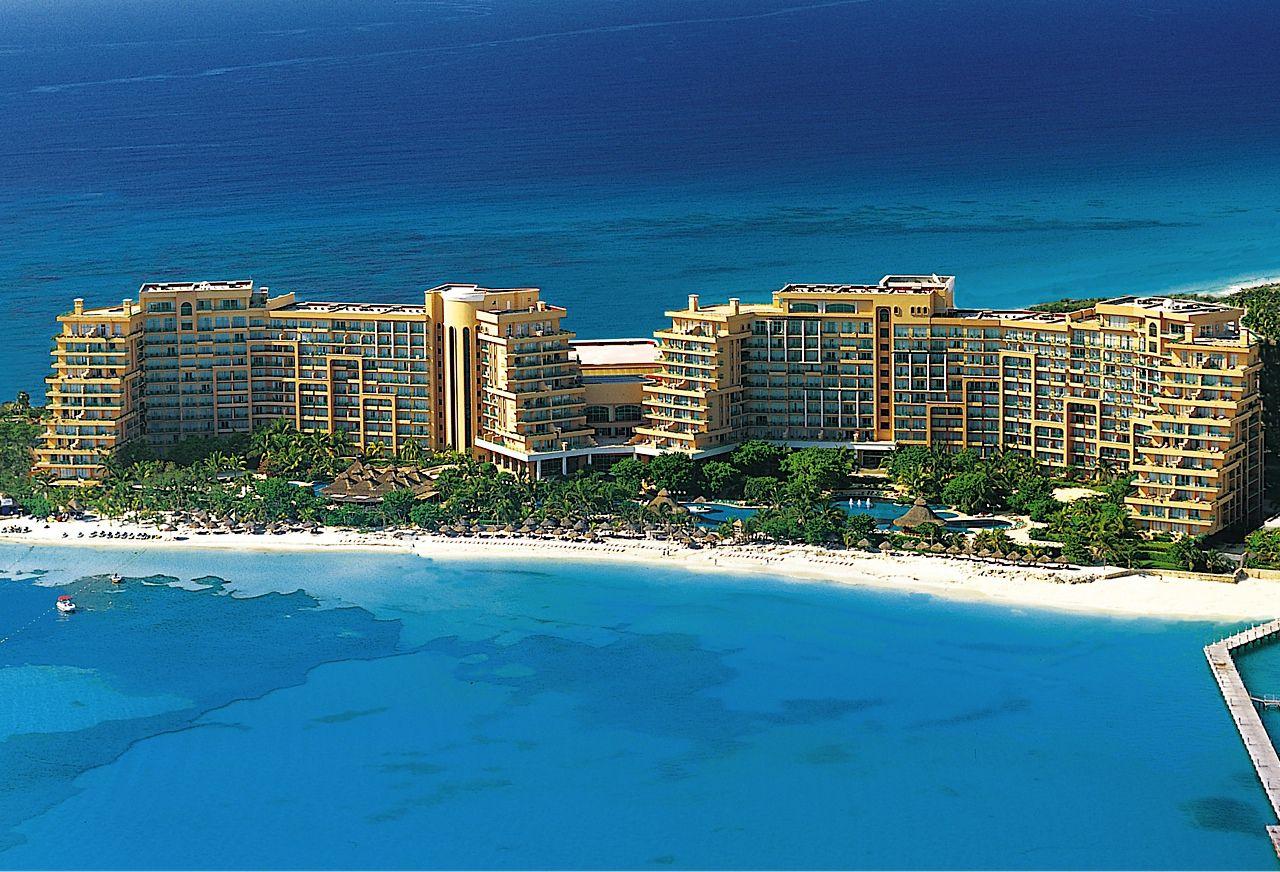 Fiesta Americana Grand Coral Beach Cancun Hotel