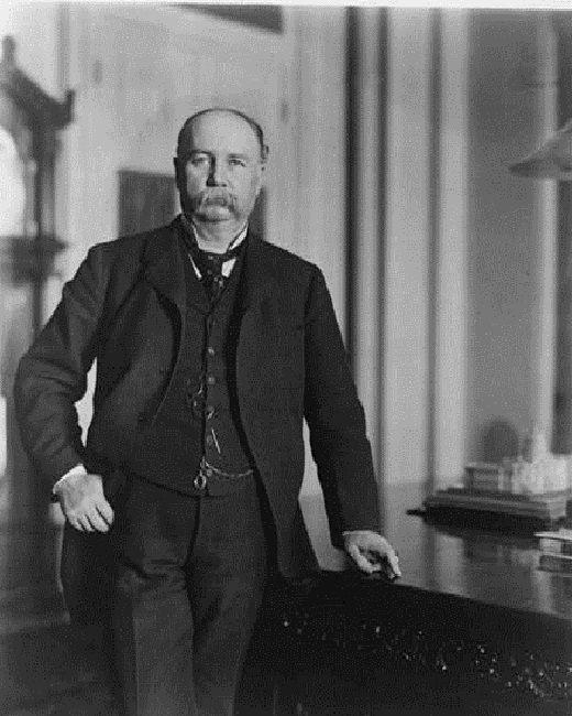 Garret Hobart, Vice President Under William McKinley