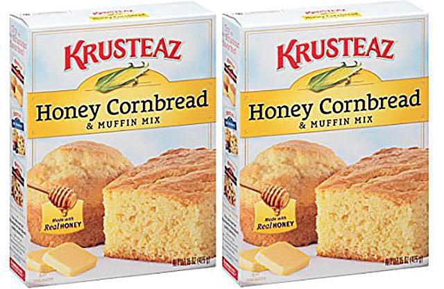 Krusteaz Honey Cornbread